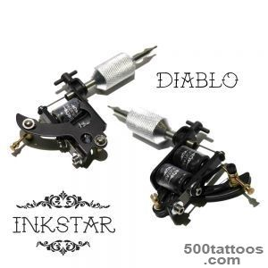 Tattoo Kit Inkstar Apprentice, 3 Tattoo Machine Kit amp Case_42