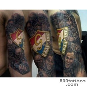 football fans – Tattoo Picture at CheckoutMyInkcom_1