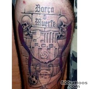Football Fans Tattoos  The VandalList_50