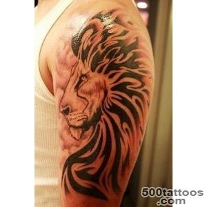 hd tattooscom Beautiful japanese lion tattoo figures  Beautiful _36