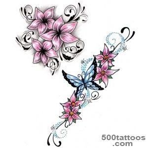 35 Flower Tattoo Design Samples And Ideas_11