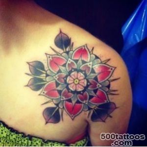50 Creative and Beautiful Flower Tattoos You Must See  Tattoos Me_47