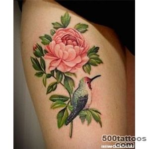 88 Best Flower Tattoos on the Internet   Amazingly Beautiful_27