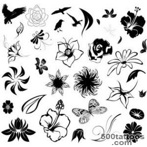 Flower Tattoo Images amp Designs_50