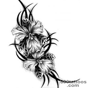Flower Tattoo Meaning  Ideas  Images Pictures_7