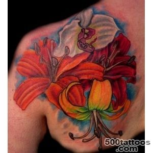 Flower Tattoos and Their Meaning   Richmond Tattoo Shops_40
