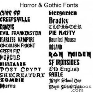 Tattoo Fonts Design   Tattoos Ideas_23