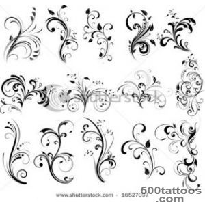 Tattoos  Tattoo Fonts Characters_25
