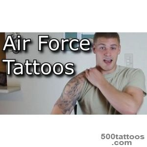 AIR FORCE TATTOO POLICY   YouTube_16