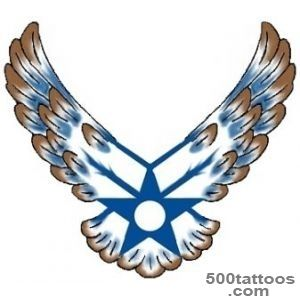 Pin Air Force Tattoo on Pinterest_10