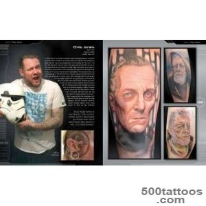 Tattoo Tales An Interview with The Force in the Flesh Author _44