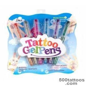 Tattoo Gel Multicolored Pens price, review and buy in UAE, Dubai _40