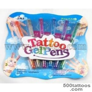 Tattoo pen, tattoo gel pen   HALSUN (China Trading Company)   Products_11