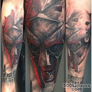 Pin 50 Gladiator Tattoo Ideas For Men – Astonishing Amphitheaters _31