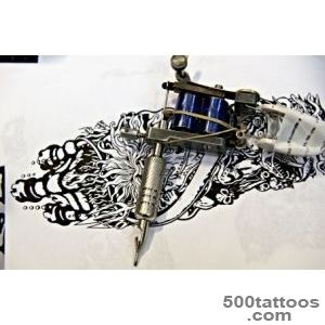 Tips On How To Use A Tattoo Gun   Tattoo Design Secret_26