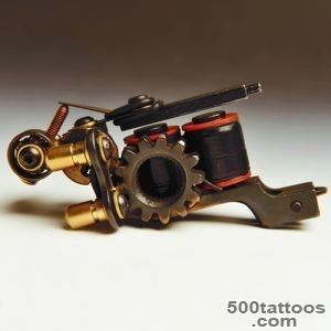 Hand made  Luo#39s Tattoo Machine  Tattoo Machines  Tattoo Guns _9