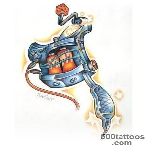 Tattoo Machine  Tattoos  Pinterest  Tattoo Machine, Tattoos and _22