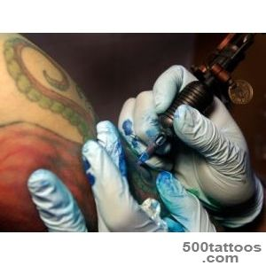 Inkling of concern Chemicals in tattoo inks face scrutiny _30