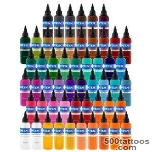 Intenze Color Tattoo Ink Sets  INTENZE Tattoo Ink_15