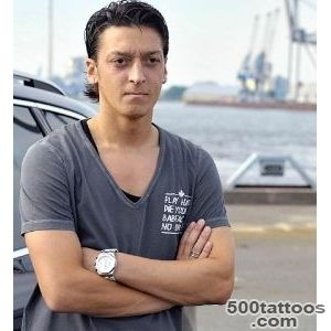 Pin Mesut Ozil Islam Photo Shared By Crawford 2 Tattoo Share _22