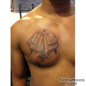 Praying hands tattoo arabic  Tatts  Pinterest  Praying Hands _36