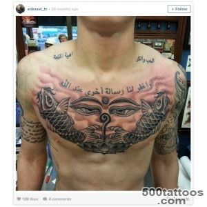 Religious Tattoos How Other Religions View Tattoos  Sick Tattoos _18