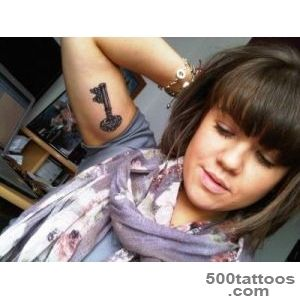 Gallery Of Key Tattoos — Some Enjoyable Pictures  Best Key Tattoo _36