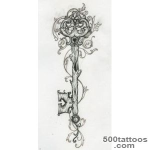 Key Hole Tattoo_22
