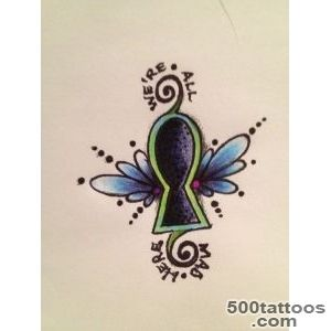 Keyhole Tattoo Design by CuteandCreepyArt on DeviantArt_13