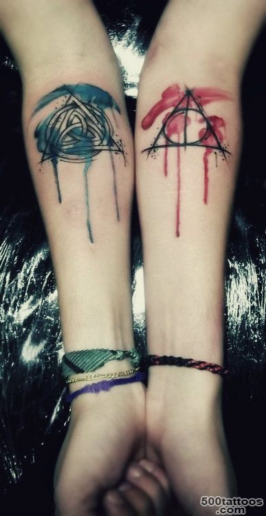 Harry potter tattoo by Parvati Patil ? ?  We Heart It_26