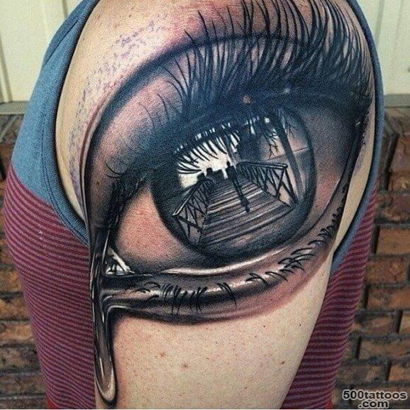 Top 10 Unique Crying Tattoos_16