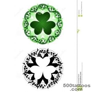 Luck Tattoo Royalty Free Stock Image   Image 12816916_34
