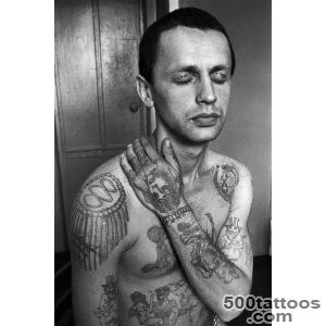 Russian mafia star tattoo_47