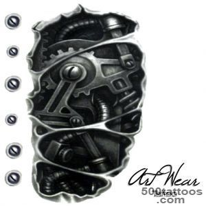 Mechanics amp Screws   ArtWear Tattoo_45