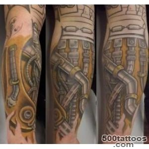 Pin Insane Mechanics Tattoo Designs 6 on Pinterest_37