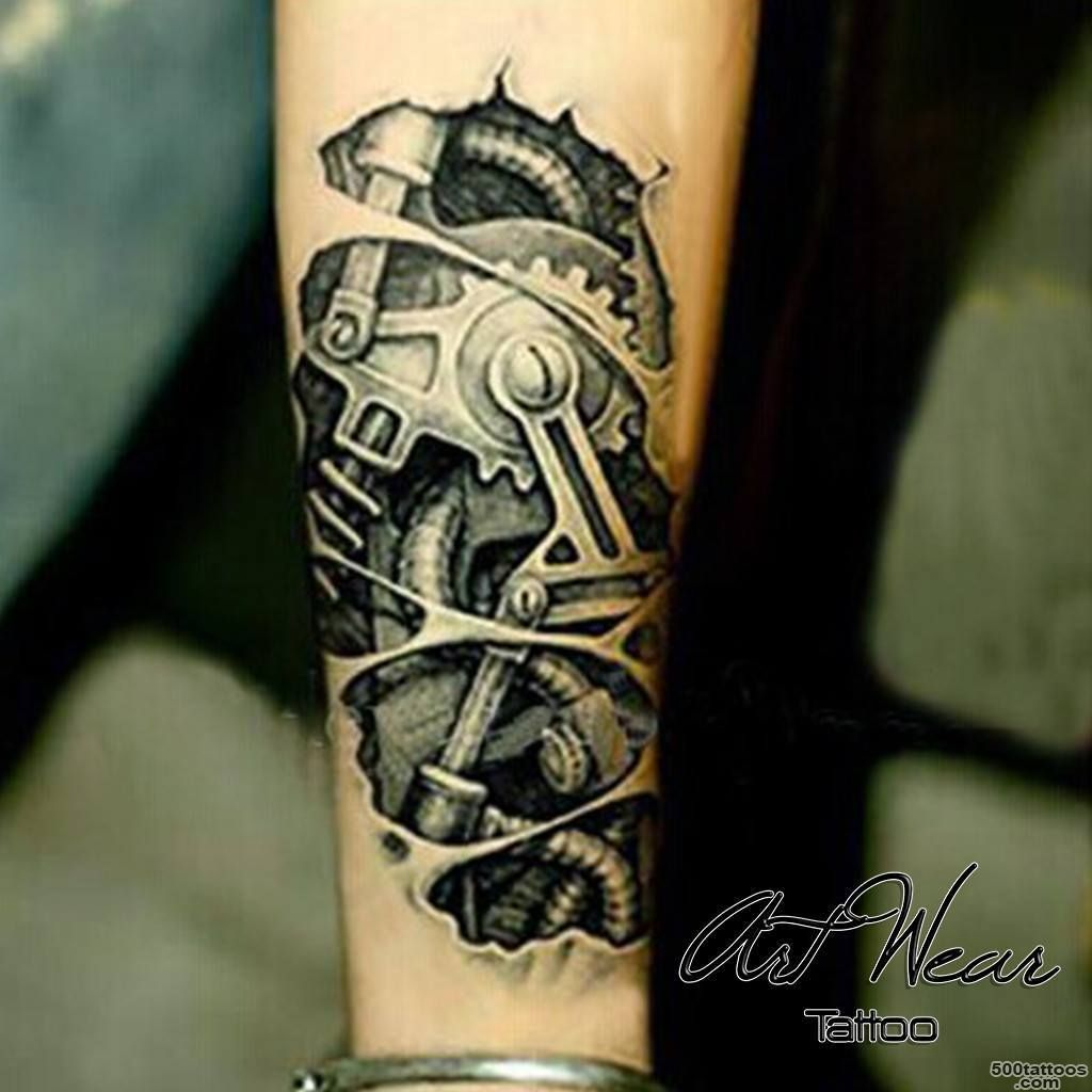 100 Mechanic Tattoos Piston Car Mechanic Tattoos