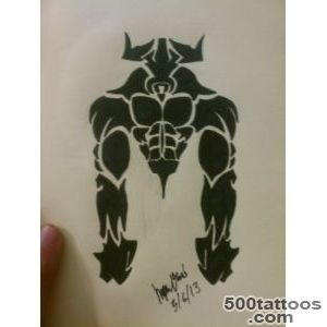 DeviantArt More Like Minotaur tattoo design by josephdavis29445_25