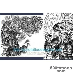 Greek Mythology Tattoos  Custom Tattoos made to order by Juno _32