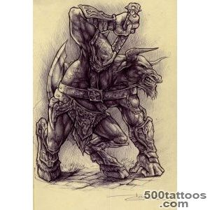 Pin Minotaur Tattoo Quotes on Pinterest_22