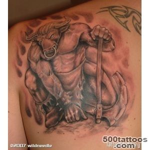 Pin Pin Minotaur Tattoos Greek Picture On Pinterest on Pinterest_16JPG