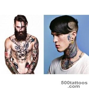 Tattoo Ideas 10 Fashion Models Favourites  Style Guide _12