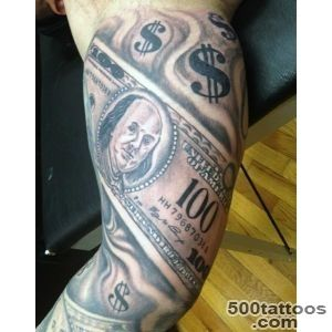 money tattoo designs ideas meanings images. Black Bedroom Furniture Sets. Home Design Ideas