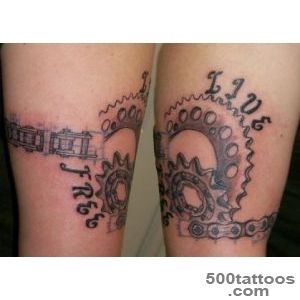 Moto tattoo design, idea, image