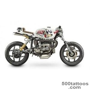 BMW R80 Cafe Fighter Be Good or Be Gone by Tattoo Moto_37