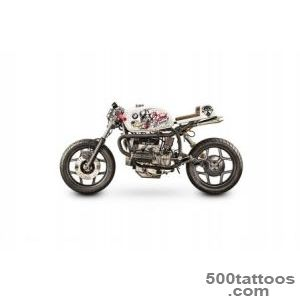 Cool Custom Beemer   R80 by Tattoo Moto_36