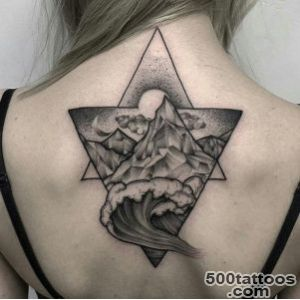 25 Breathtaking Mountain Tattoos That Flat Out Rock   TattooBlend_41