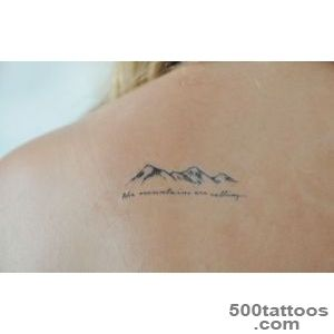 Mountain Temporary Tattoo   Temporary Tattoos + More  Joelle#39s _2
