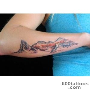 Three Mountains in One Tattoo  As You Like It_27