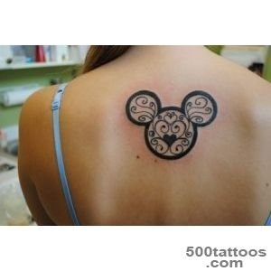 15 Mickey Mouse Tattoos That Will Make Everyone A Disney Fan_46