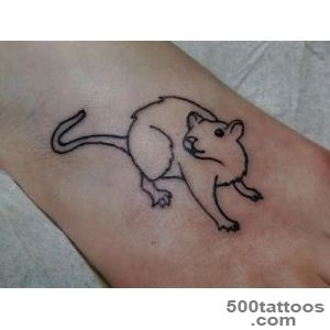 28 Elegant Foot Tattoos For 2013_32